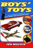 Boys' Toys, Jed Novick, 0452286840