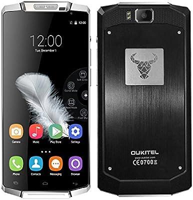 Oukitel K10000 - Teléfono móvil 4G Smartphone de 5,5 pulgadas ...