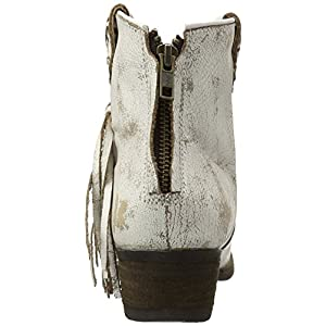 Very Volatile Women's Lookout Western Boot, Off White, 7 B US