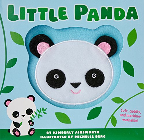 Little Panda (Little Green Books)