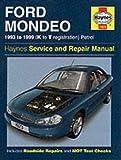 Ford Mondeo Service and Repair Manual (Haynes Service and Repair Manuals)