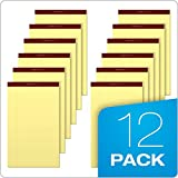 "TOPS Docket Gold Writing Pads, 8-1/2"" x"