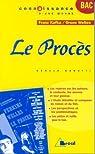Le Procès : Franz Kafka - Orson Welles par Garutti