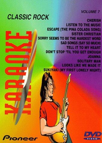 Karaoke / Classic Rock Hits 7 (Classics Karaoke Dvd)