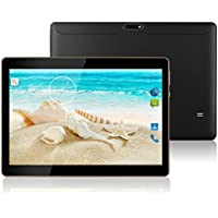 MaiTai 10 Inch Tablet Pc Android 7.0 1280800 IPS Tablets PC Octa Core RAM 4GB ROM 64GB 8.0MP 3G MTK6592 Dual sim card Phone Call GPS Bluetooth 7 9 Black