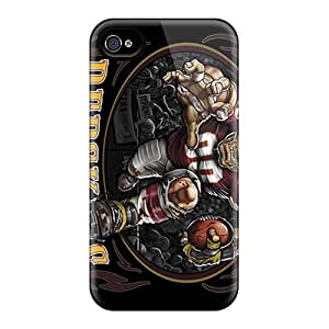 iphone 6plus Case Cover Skin : Premium High Quality Washington Redskins Case