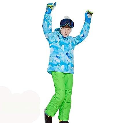 Amazon.com: Gski - Chaqueta de esquí para niño con ...