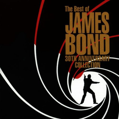 The Best Of James Bond: 30th Anniversary Collection (Best James Bond Soundtrack)