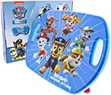 Nextsport Scoot Board Scooter Board with Casters for Kids (Scoot Racer Paw Patrol, 16.5' x 13.5')