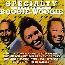 Specialty Legends of Boogie Woogie