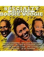 Specialty Legends of Boogie Woogie