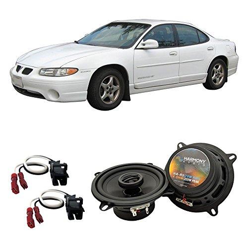 Fits Pontiac Grand Prix 1994-2003 Front Door Factory Replacement Speaker HA-R5 Speakers ()
