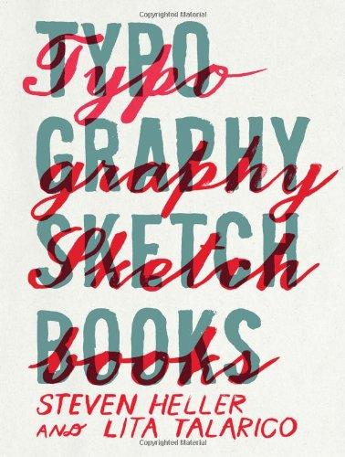 Typography Sketchbooks Steven Heller product image