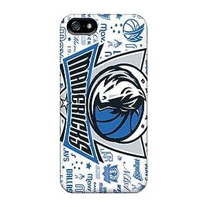 New Arrival Case Cover With GWTmI16496UhXgs Design For Iphone 5/5s- Dallas Mavericks