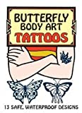 Butterfly Body Art Tattoos (Dover Tattoos)
