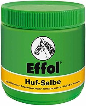 Effol Grasa para Zuecos huf-salbe 500ML Cuidado del Caballo y Scuderia