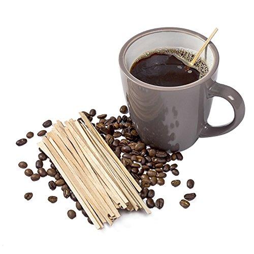 Coffee Beverage Stirrers, Package of 1000 ()