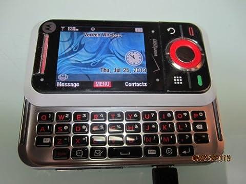 Verizon Motorola A455 Rival - White (Verizon) Cellular Phone