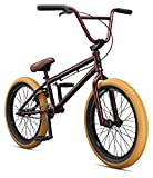 frame bmx - Mongoose Boys Legion L100 Bicycle, Burgundy, One Size/20