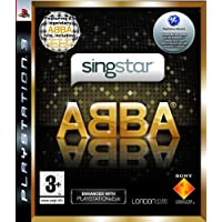 SingStar ABBA - PlayStation Eye Enhanced (PS3)