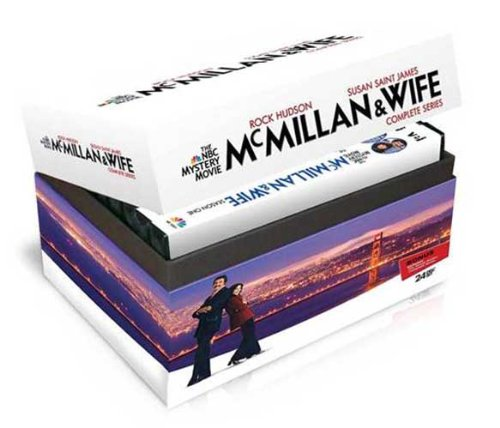 McMillan & Wife: The Complete Series by NATHAN