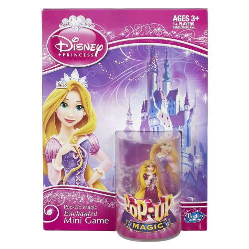 Disney Pop-Up Magic Enchanted Mini Game Featuring Rapunzel by Hasbro