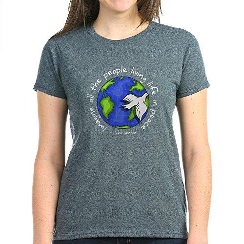 CafePress Imagine T Shirt Comfortable Classic