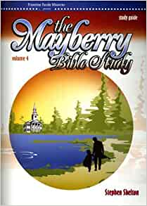 Mayberry Bible Study Guide: Vol 1 [Mayberry Bible Study ...