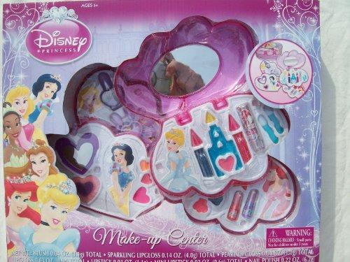 Disney Princess Make-up Center, Secret Heart Compact, 14 Pcs