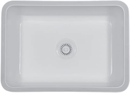Karran Undermount Acrylic Sinks Nova-Bisque