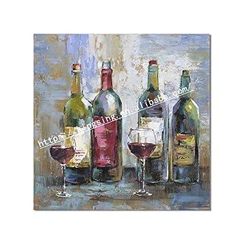 MAOYYM1 DIY Malerei Abstrakte Ölfarbe Bild Leinwanddruck Wandmalerei Wandkunst Für Wohnzimmer Wohnkultur Kunstwerk (Kein Rahmen, Rahmenlos)
