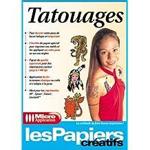 Tatouages (Papiers créatifs)