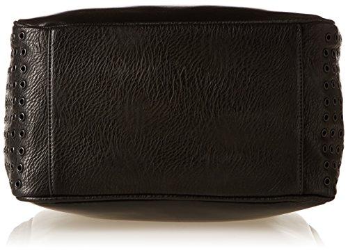 Noir Œillet Paquetage main Bg 078 Noir Sac porté 010wFIH