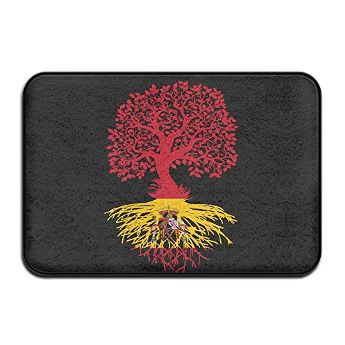 Fuucc-6 Inside & Outside Carpets Floor Door Mat Spain Roots Design Pattern For Hallway by Fuucc-6