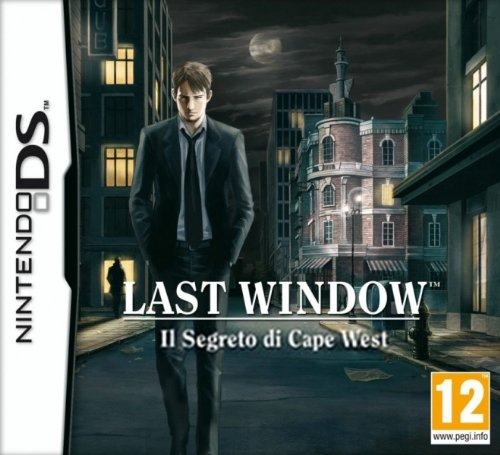 Last Window The Secret of Cape West (Italian cover)
