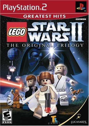 Lego Star Wars II Original PlayStation product image