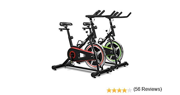 NEW JLL Indoor 10kg Flywheel Direct Chain Driven Exercise Bike ...