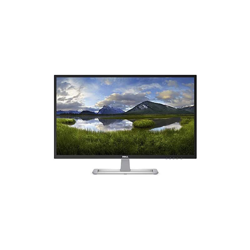 "Dell D Series LED-Lit Monitor 31.5"" Whit"