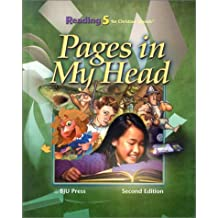 Pages in My Head: Reading 5 for Christian Schools