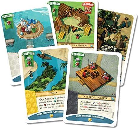 Edge Entertainment- Colonos del Imperio: 3 es un Numero mágico - Español, Color (EEPGIS05): Amazon.es: Juguetes y juegos