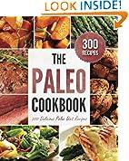 #10: Paleo Cookbook: 300 Delicious Paleo Diet Recipes