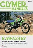 Kawasaki 80-3500cc Rotary Valve 1996-2001 (Clymer Motorcycle Repair)