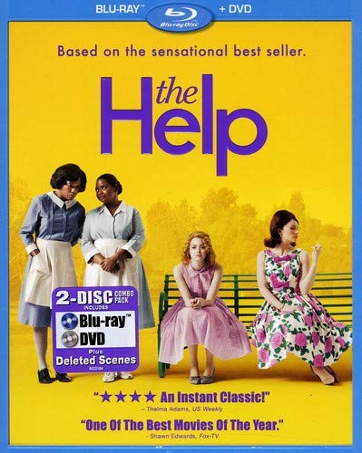 - The Help (Two-Disc Blu-ray/DVD Combo)