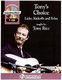 Tony's Choice: Licks, Kickoffs and Solos