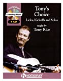 Tony's Choice, Tony Rice, 0634013076