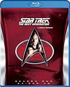 Star Trek: The Next Generation - Season 1  [Blu-ray] (Sous-titres français)