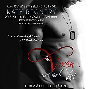 The Vixen and the Vet Audiobook