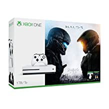 Xbox One S 1TB Console - Halo Collection Bundle - Bundle Edition
