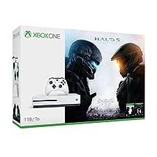 Xbox One S 1TB Console - Halo Collection Bundle - Bundle Edition