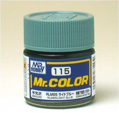 Mr.カラー C115 RLM65ライトブルー